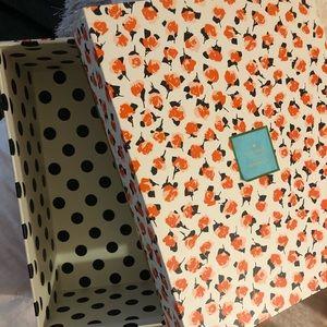 Kate spade nesting box